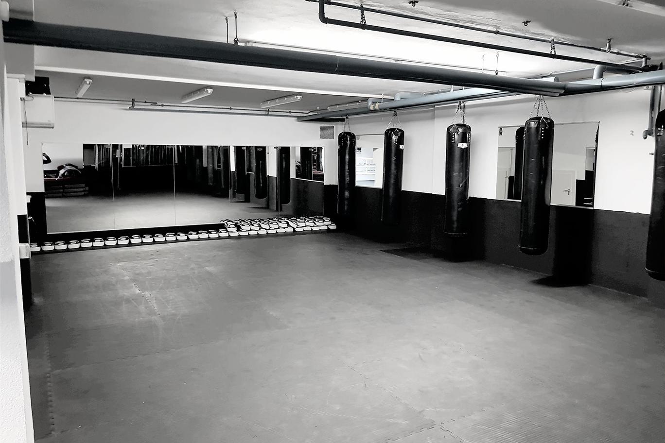 Advanced Kickboxen 1 - Lee-Gym