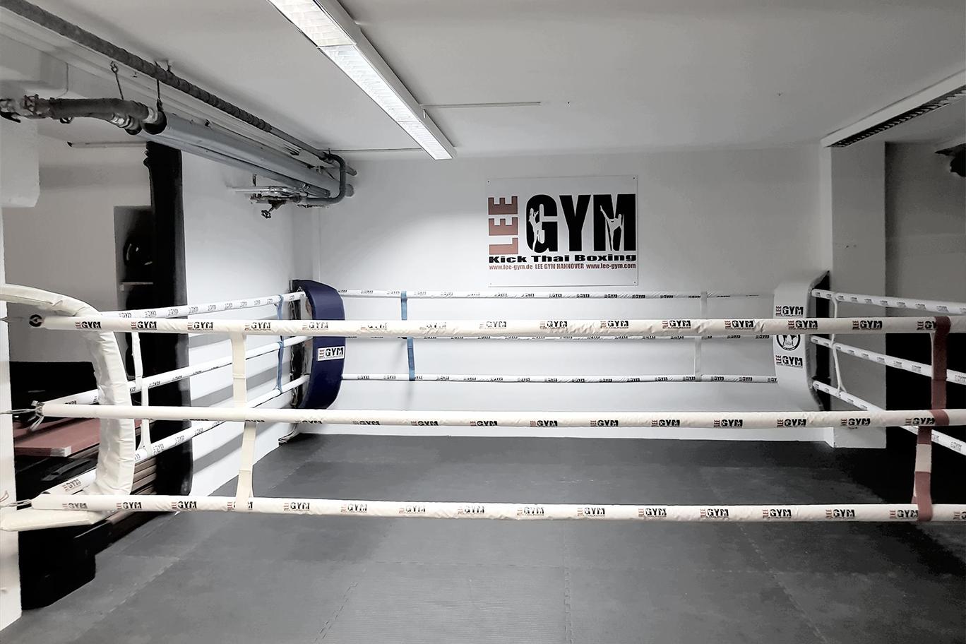 Lee Gym Box Ring angepasst - Lee-Gym