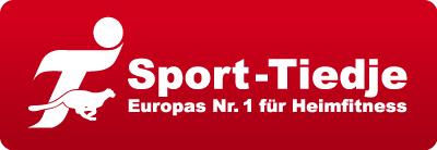 sport tiedje logo rot europas nr.1 fitness - Lee-Gym
