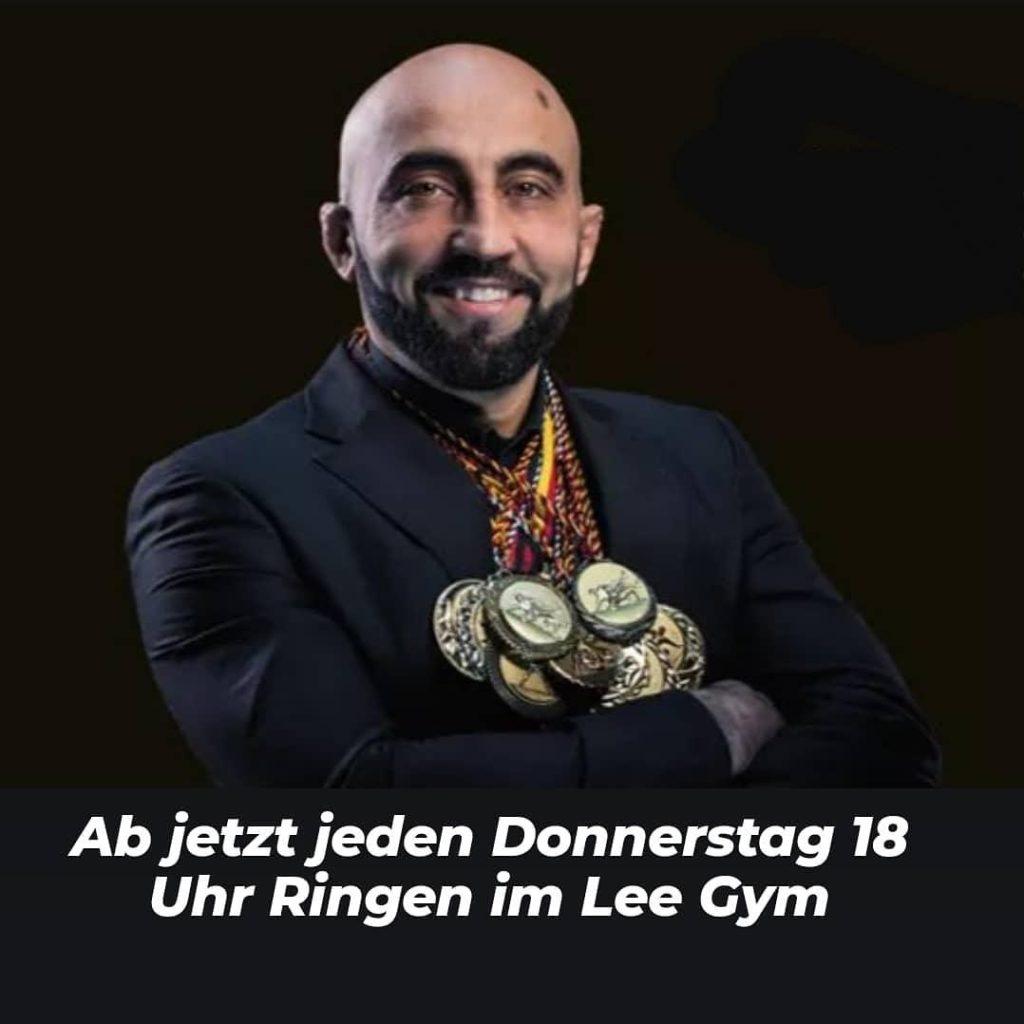 Ringen im Lee Gym ajmal 1024x1024 - Lee-Gym