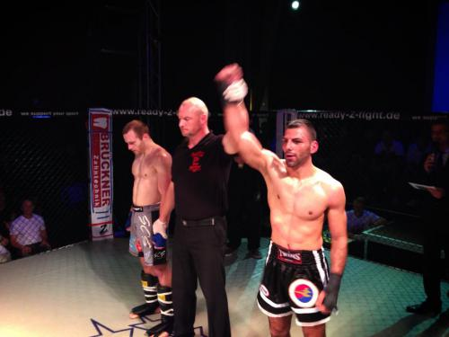 Lee Gym Fighter Serkan Gül Sieg C Klasse Halle Saale K1