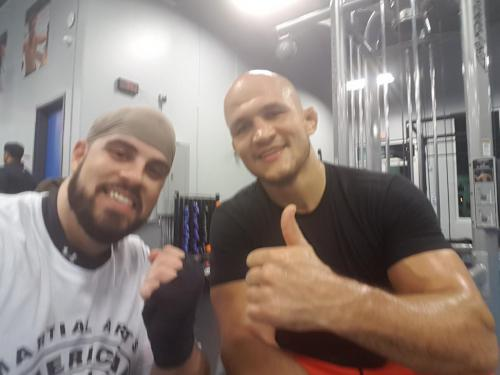 Junior dos Santos UFC FIGHTER