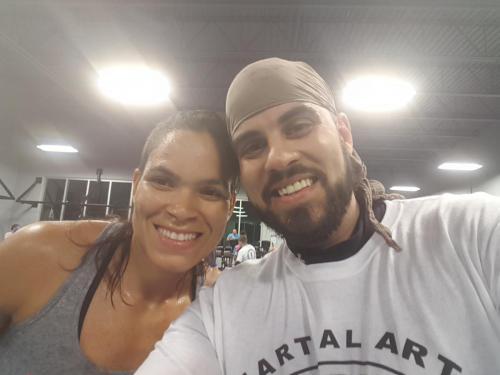 UFC Champ Amanda Nunes