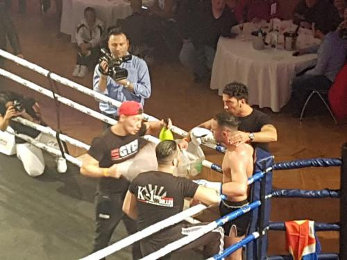 Wuppertal Red Panthers Fight Night