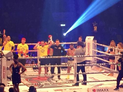 Mix Fight Gala Fraport Arena